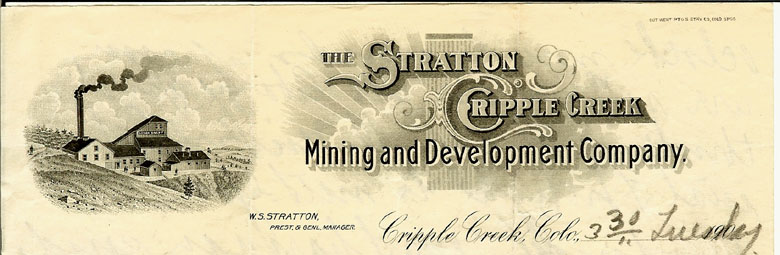 Stratton Cripple Creek M&D letterhead.jpg (62306 bytes)