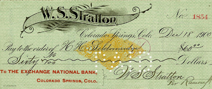 WS Stratton check Co Sprgs 1900.jpg (92397 bytes)
